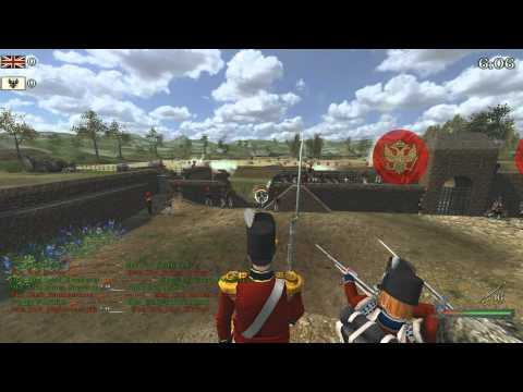 Mount & Blade: Napoleonic Wars - Siege Event - 03/05/12 - Featuring the 77y