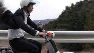 作品名:「境界線(border line)」 鰻和弘(銀シャリ)監督作品 -- ノ...