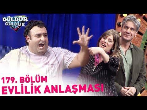 Güldür Güldür Show 179. Bölüm | Evlilik Anlaşması