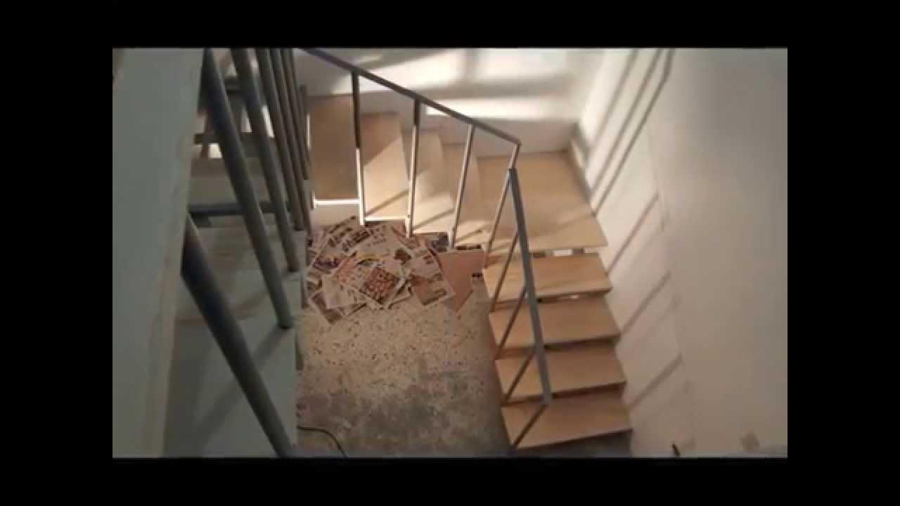 Lujo Escaleras De Diseño Con Escuadra Ideas - Ideas Personalizadas ...