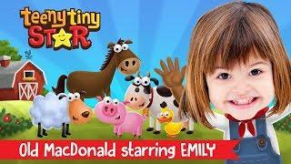 Old MacDonald Had a Farm   Nursery Rhymes & Kids Songs   教育   TeenyTinyStar