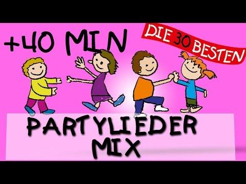 Der schönste Partylieder Mix    Kinderlieder