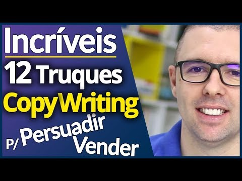 Copywriting: O Incrível Poder a as 12 Mais Loucas Estratégias p/ Vender Muito Usando o Copywriting
