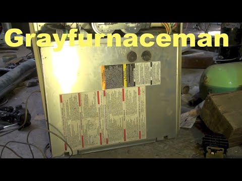 Gas furnace fault or error codes for common furnaces - Gray