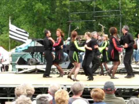 Air d'Eire aux joutes de l'Aven en 2011