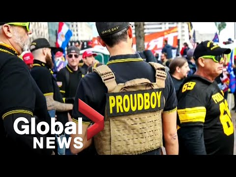 What Being On Canada's List Of Terrorist Groups Means For The Proud Boys