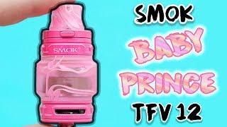 The SMOK TFV12 Baby Prince SubOhm Tank!