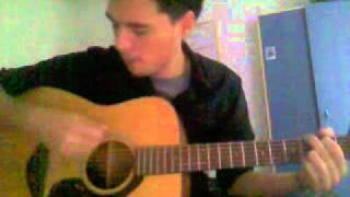 The Gaslight Anthem - Wooderson (Acoustic Cover)