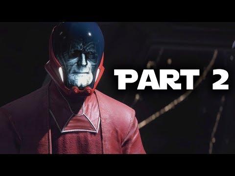 Star Wars Battlefront 2 Gameplay Walkthrough Part 2 - EMPEROR ?? (Single Player Campaign) Full Game