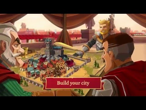Empire: Four Kingdoms - Ingame Trailer - Build your Empire