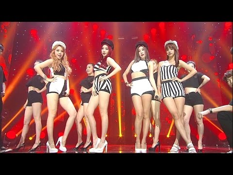 Girl's Day(걸스데이) - Ring My Bell(링마벨) @인기가요 Inkigayo 20150719