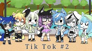 Tik Tok phiên bản Gacha life #2 || By: Gacha Miniana