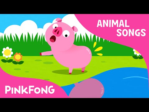 Did You Ever See My Tail?  Animal Songs  PINKFONG Songs for Children