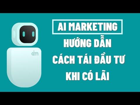 Cách tái đầu tư Ai Marketing |Hướng Dẫn Tái Đầu Tư AI Marketing Bằng Tiền Lợi Nhuận