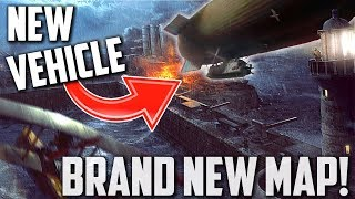 BRAND NEW MAP + New C-Class Airship GAMEPLAY! | Battlefield 1 Turning Tides DLC