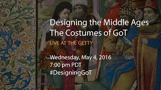 Designing the Middle Ages: The Costumes of GoT thumbnail