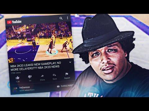 2K PLAYER CAUGHT CREATING FAKE NBA 2K20 GAMEPLAY AND SCREENSHOTS