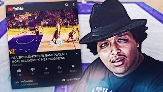 2K PLAYER CAUGHT CREATING FAKE NBA 2K20 GAMEPLAY AND SCREENSHOTS thumbnail