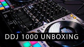 PIONEER DDJ 1000 UNBOXING