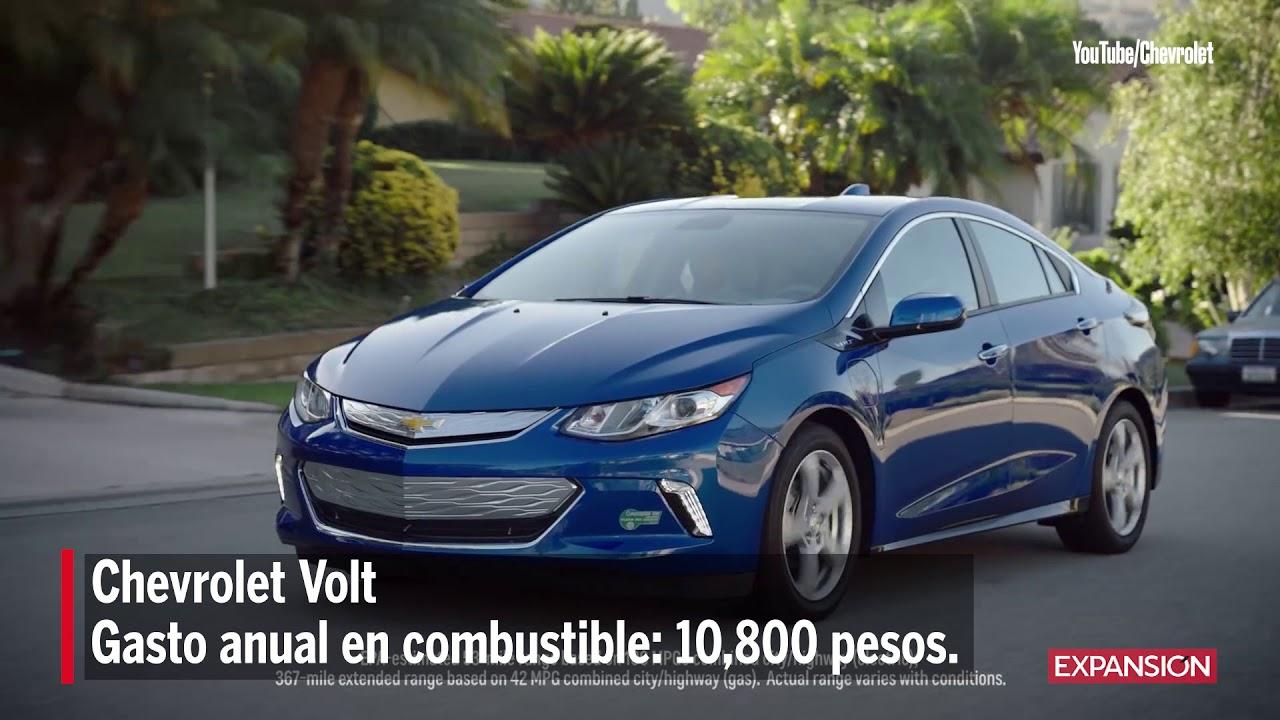 Los Autos Que Mas Ahorran Gasolina En 2018 Youtube
