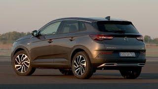 2018 Opel Grandland X - Driving, Interior & Exterior Footage
