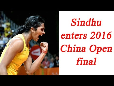 PV Sindhu reaches finals of China open, beats Koran Sung Ji Hyun | Oneindia News