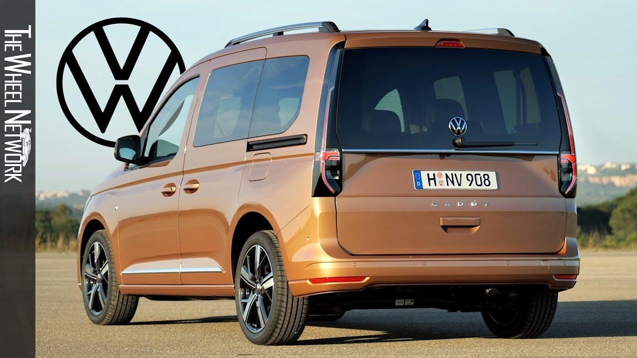 2021 Volkswagen Caddy 5 | Exterior, Interior - YouTube