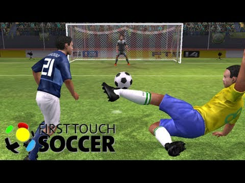 First Touch Soccer 2014 - Trailer HD (Download Game For Android & Iphone/ipad)