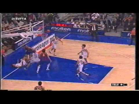 2003 Euroleague Skipper Fortitudo Bologna vs Barcelona r.s. (Bad Quality)