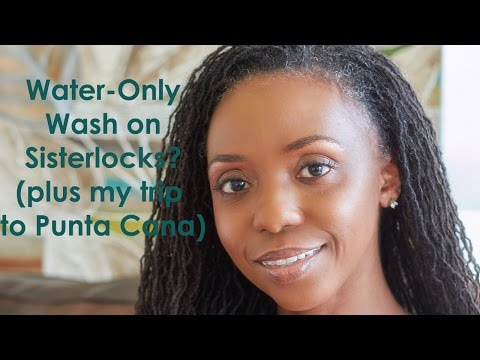 My Trip to the Dominican Republic & Water Only Wash Experience