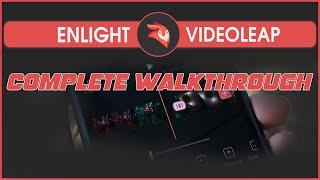 enlight Videoleap Full Walkthrough