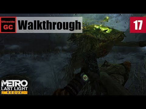 Metro: Last Light [#17] - Church    Walkthrough