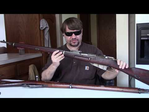 The First Mosins, M91 & M24 - Rifles Of Finland Part I