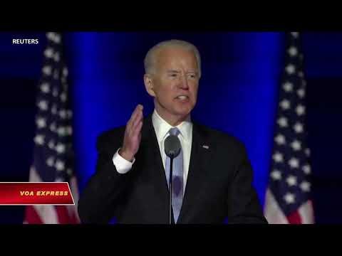 Ông Biden sẽ làm gì trong 100 ngày đầu sau khi nhậm chức? (VOA)