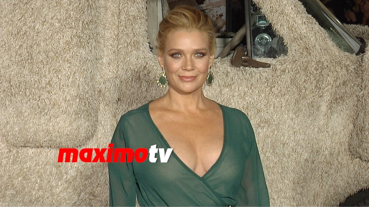 Laurie Holden Dumb And Dumber To Los Angeles Premiere