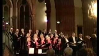 Mats Calvén, Glenn Bengtsson and Stellan Dahlin sing Swedish Hymn Härlig är jorden in Eslöv 2008