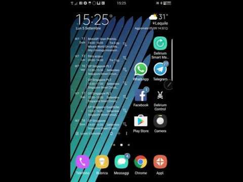 Rom Note 3 Delirium Note 7 V2 S Pen. Risparmio Energetico...