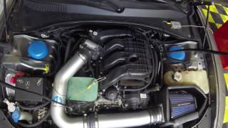 2012 Dodge Charger Dyno video - Intake & Exhaust