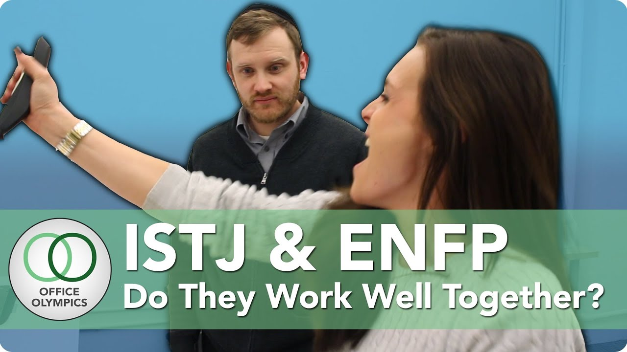 istj female and enfp male relationship expert