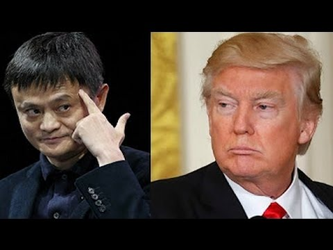 China's Top Billionaire explains what's wrong with Trump