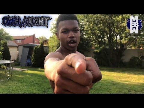 MEBW Onslaught Episode 45 - GUNN TALKS ON ADAMS! JAMES ...