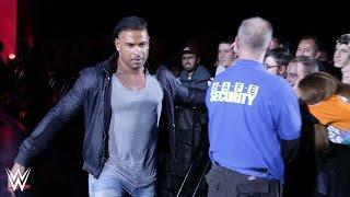 Tim Wiese taucht in Frankfurt auf: WWE LIVE Tour 2016: 02. November 2016