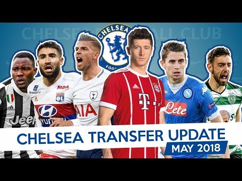 CHELSEA TRANSFER UPDATE - MAY 2018 (Part 2)