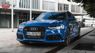 Audi RS6 Avant Performance Nogaro Edition Is The Ultimate Wagon  - Car Reviews Channel