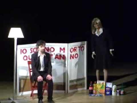 San Benedetto - Il teatro Concordia sold out per Ascanio Celestini