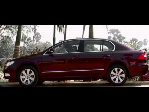 SKODA Superb - Parktronic (front And Rear Park Distance Control)