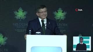Ahmet Davutoğlu, Yeni Kurulan Partiyi Tanıttı - Gelecek Partisi Basın Toplantısı