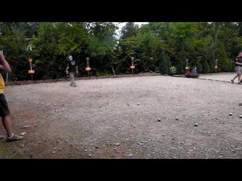 Petanque Zeist Open 2009