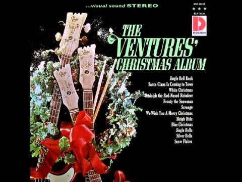 The Ventures - Sleigh Ride (Original) 1965
