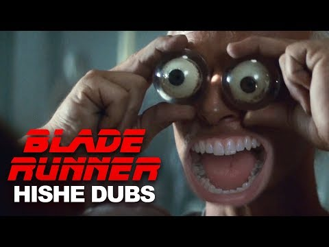 Blade Runner - Comedy Recap (HISHE DUBS)